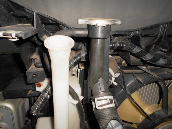 Ноускат Mazda Demio DY, (1 model) xenon (E011928) 7