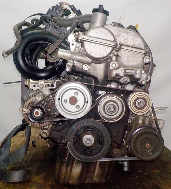 Двигатель Toyota 2SZ-FE - 1534656 CVT K410 FF коса+комп 4