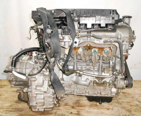 КПП Mazda ZJ CVT FF DE3FS 4