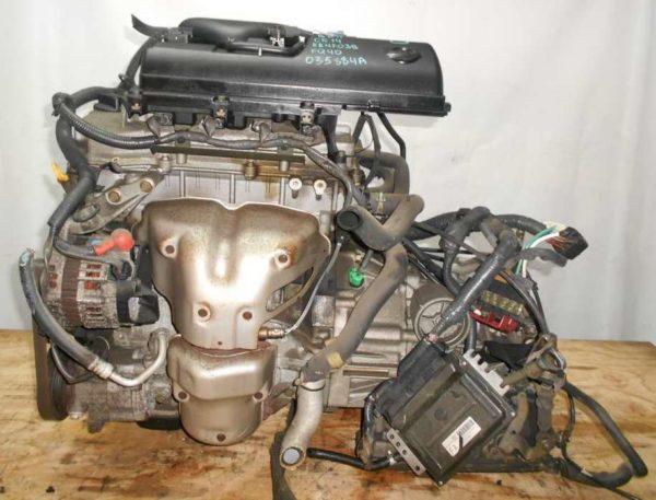 Двигатель Nissan CR14-DE - 035884A AT RE4F03B FQ40 FF BZ11 96 000 km коса+комп 1