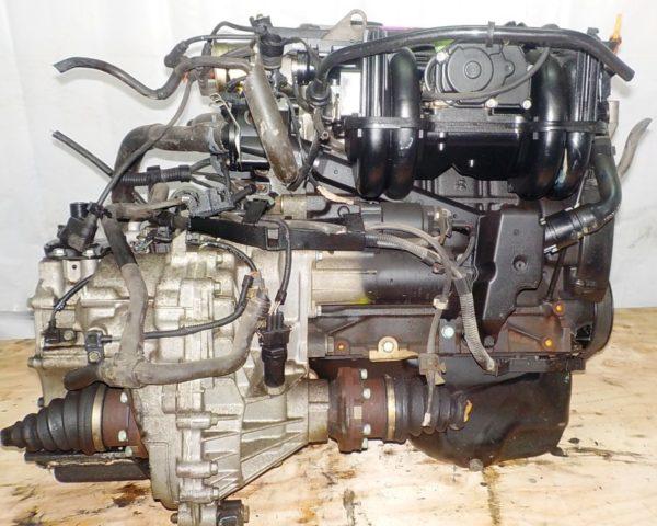 Двигатель Volkswagen AHS - 050154 AT FF 7