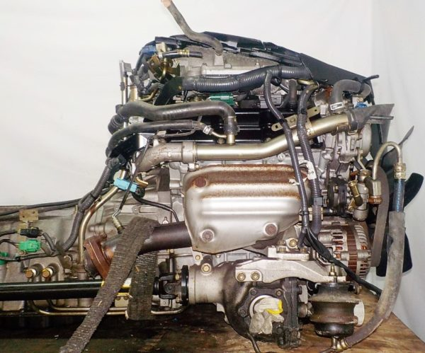 Двигатель Nissan VQ25-DD - 211590A AT RE5R05A FR 4WD NEO коса+комп 1