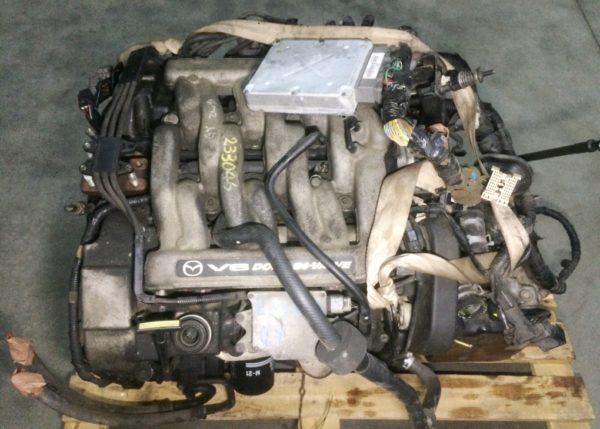 КПП Mazda GY AT FF LW5W 2