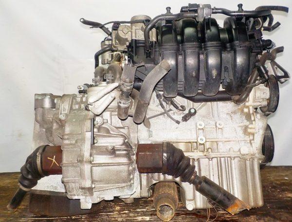 Двигатель Volkswagen BLF - 100035 AT FF 4
