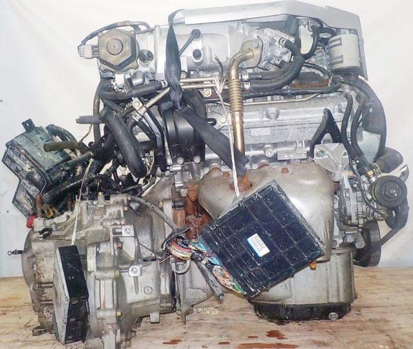 Двигатель Mitsubishi 6G72 - PP8594 AT F4A42 FF F31A GDI MD352147 84 000 km коса+комп 5