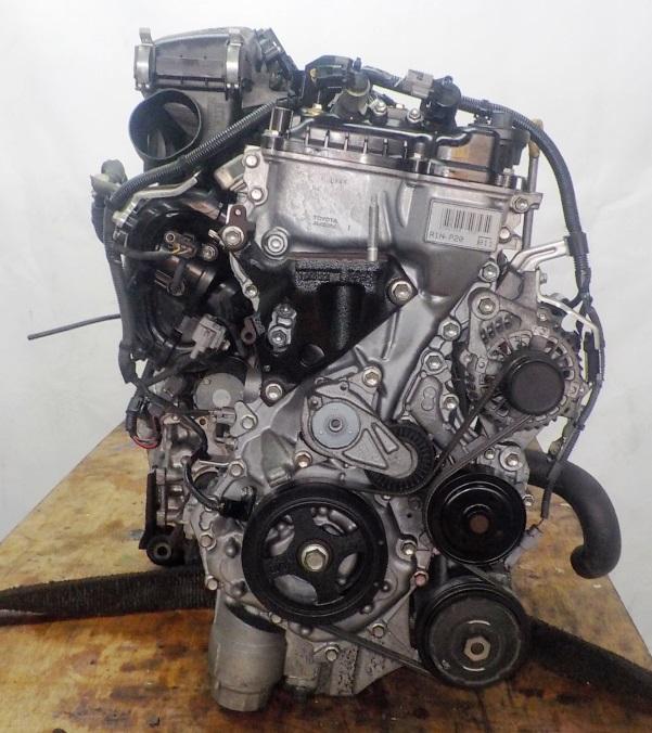 Двигатель Toyota 1NR-FE - 8014296 CVT K411-02A FF NCP130 78 000 km коса+комп 3