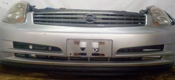 Ноускат Nissan Skyline 35, xenon (W121829) 1