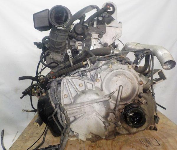 Двигатель Volvo B5244S - 3417083 FF 126 000 km 6