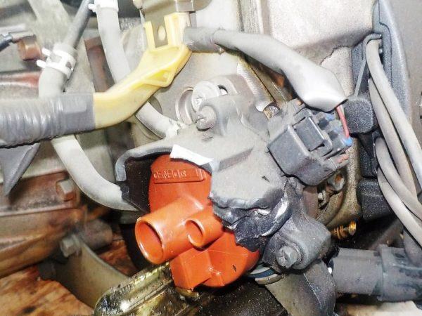 Двигатель Toyota 2TZ - 2078594 AT 03-71LE 35000-28542 FR 8