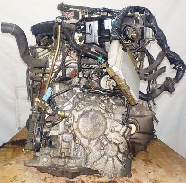 Двигатель Nissan VQ25-DD - 128620A AT RE4F04B FF A33 NEO без датчика скорости коса+комп 5