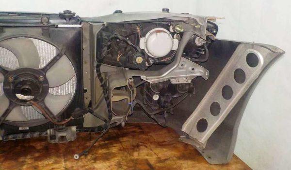Ноускат Subaru Legacy BL/BP, (1 model) xenon (W03201913) 7