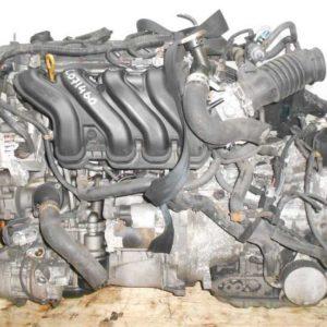 Двигатель Toyota 1NZ-FE - C071460 CVT K210-02A FF NCP100 102 000 km электро дроссель коса+комп 6