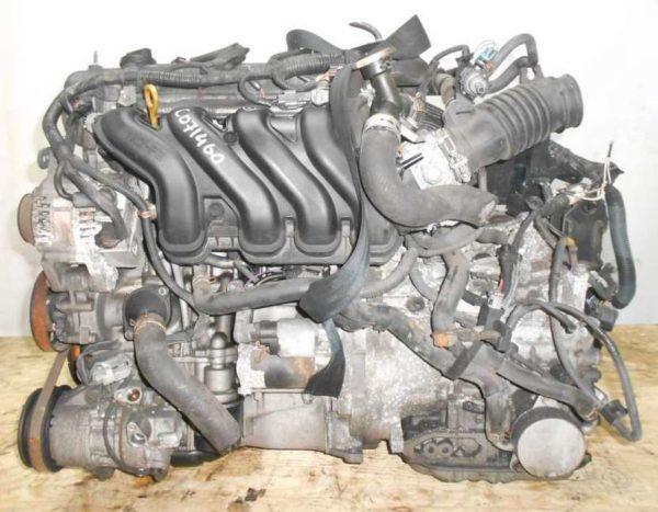 Двигатель Toyota 1NZ-FE - C071460 CVT K210-02A FF NCP100 102 000 km электро дроссель коса+комп 1