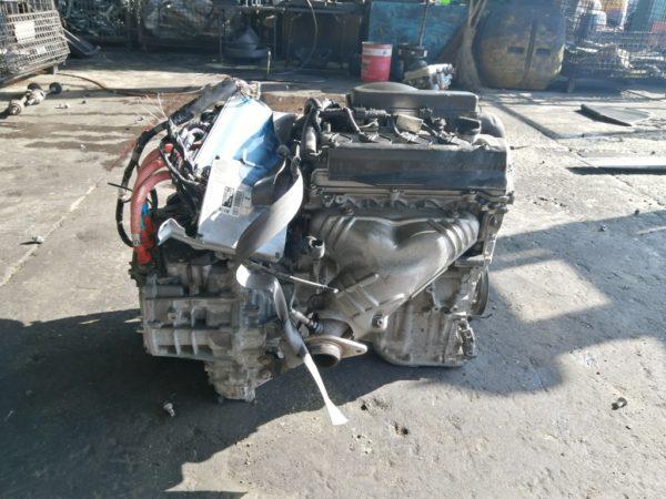 КПП Toyota 1NZ-FXE AT P111-01A FF NHW11 4