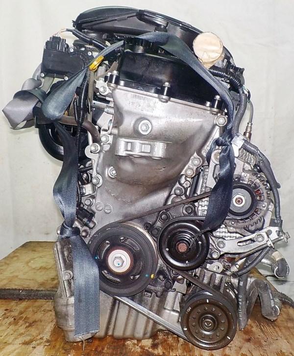 Двигатель Toyota 1KR-FE - 0143470 CVT K410-04A FF KSP90 коса+комп 3
