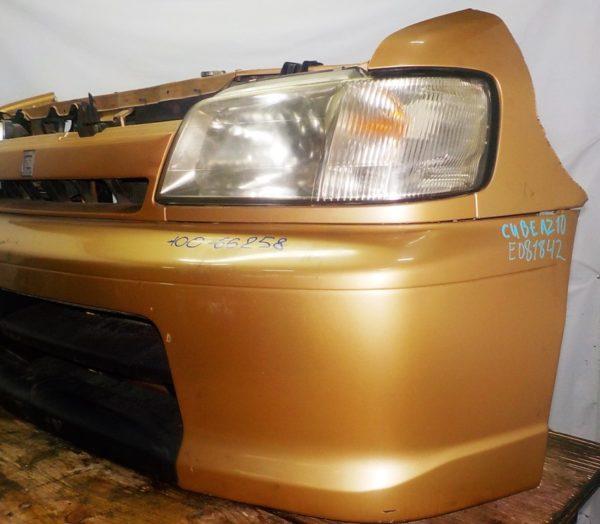 Ноускат Nissan Cube 10, (2 model), брак радиатора (E081842) 2