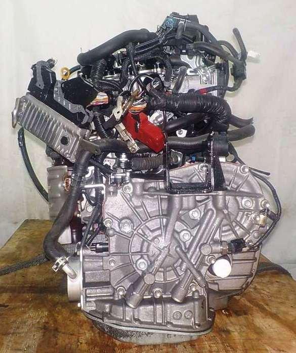 Двигатель Toyota 1NR-FE - 8127617 CVT K411-01A FF NSP120 коса+комп 6