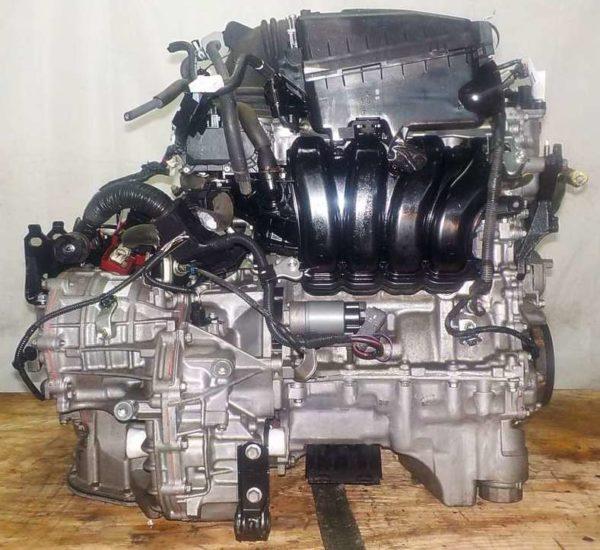Двигатель Toyota 1NR-FE - 8127617 CVT K411-01A FF NSP120 коса+комп 5