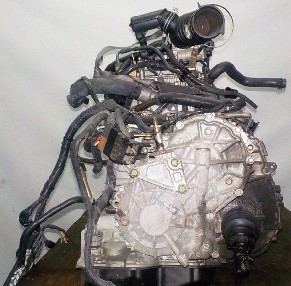 Двигатель Nissan MR18-DE - 007984A CVT RE0F08A FF коса+комп 5
