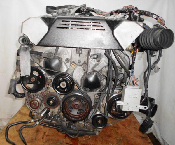 КПП Nissan VQ25-DE AT RE4R01A FR MY33 3