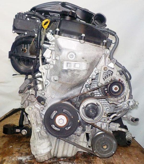 Двигатель Toyota 1KR-FE - 0131766 CVT K410-04A FF KSP90 коса+комп 3