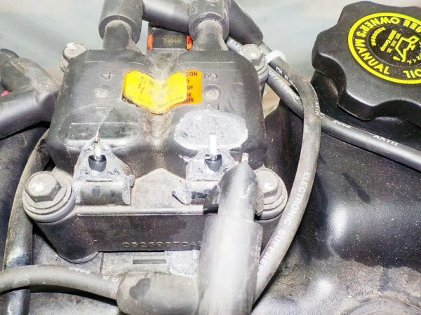 Двигатель BMW W10B16D - 751074601 AT FF 03′ коса+комп 4