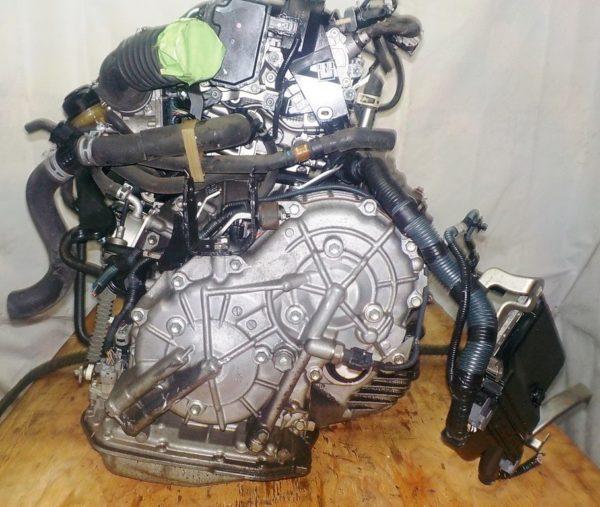 Двигатель Toyota 3ZR-FAE - A100879 CVT K111-01A FF ZRR70 коса+комп 5