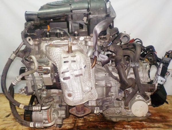 Двигатель Toyota 1KR-FE - 0517391 CVT K410-04A FF KSP90 146 126 km коса+комп 1
