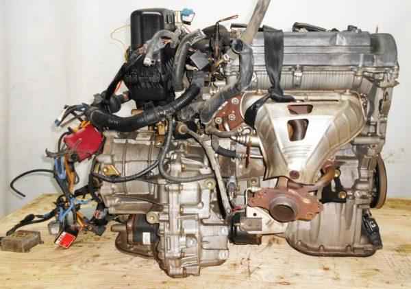 КПП Toyota 1NZ-FE CVT K210-02A FF NCP81 6