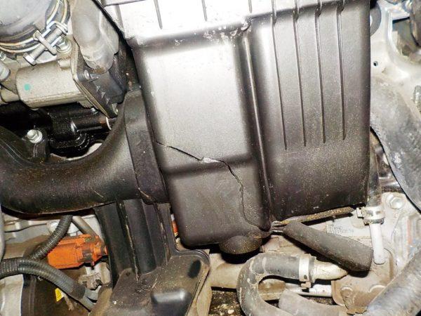 КПП Toyota 2ZR-FXE CVT P610-01A FF ZVW50 4