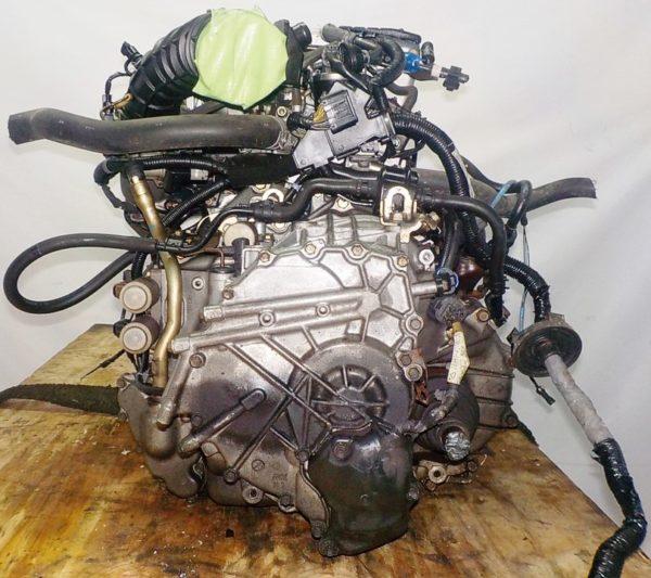 Двигатель Honda K20A - 6007024 AT MCTA FF CL7 коса+комп 5