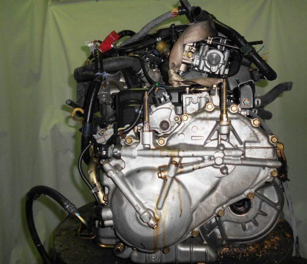 Двигатель Honda K20B - 1002012 CVT MZXA FF RN5 коса+комп 4
