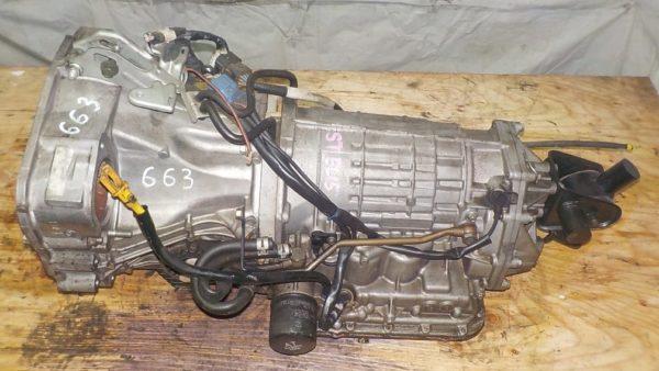 АКПП Subaru EL15 AT TA1B4EQ8AA FR 4WD GGC (663) 2