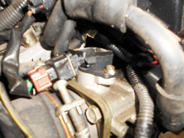 КПП Mitsubishi 4G94 CVT F1C1A FF CR6W 4