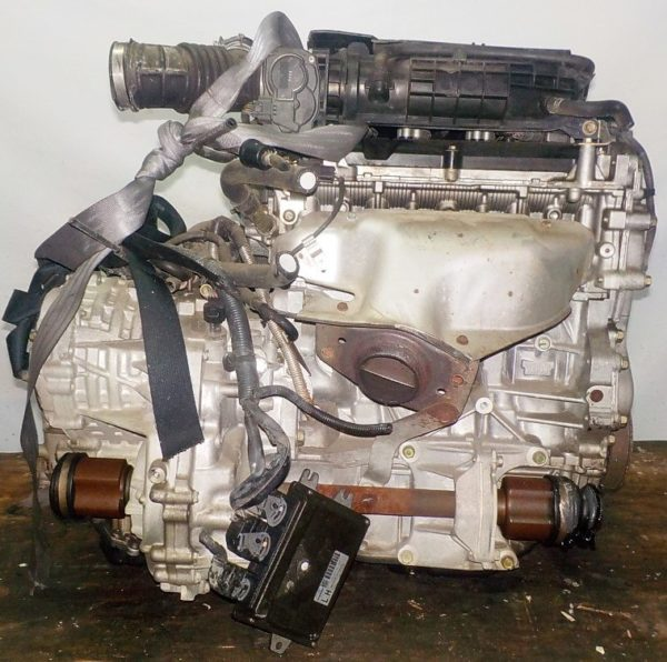 Двигатель Nissan MR18-DE - 007499A CVT RE0F08A FF коса+комп 4