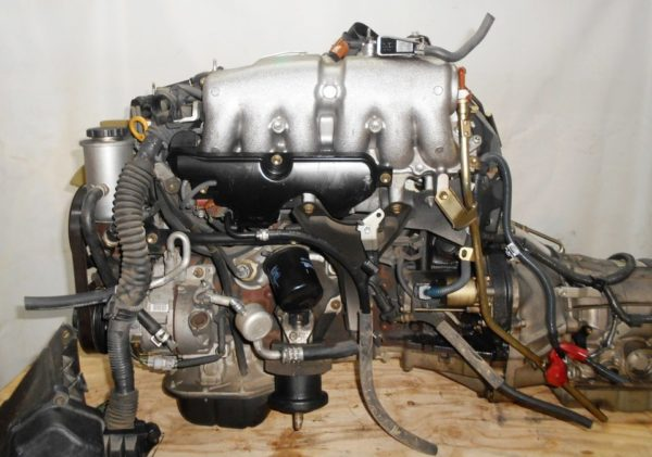 КПП Toyota 2JZ-FSE AT 35-50LS A650E-A02A FR JZS177 1