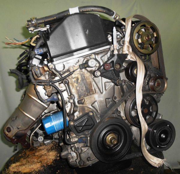 Двигатель Honda K20B - 1002012 CVT MZXA FF RN5 коса+комп 2