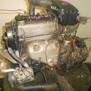 Двигатель Suzuki F6A - 2580766 AT FF селектор и охл.сверху 12
