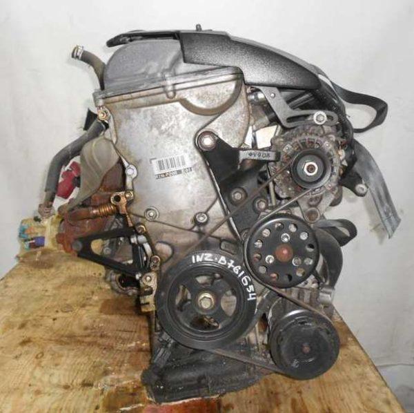 Двигатель Toyota 1NZ-FE - B761654 CVT K210-02A FF NCP81 151 000 km электро дроссель коса+комп 3