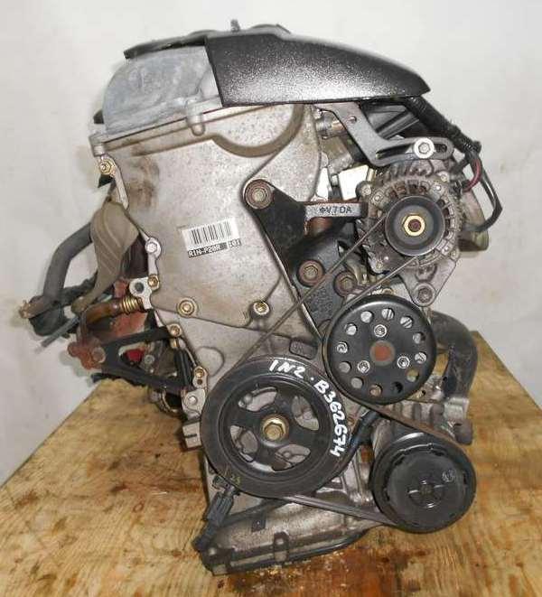 Двигатель Toyota 1NZ-FE - B362674 CVT K210-02A FF NCP81 137 000 km электро дроссель коса+комп 3