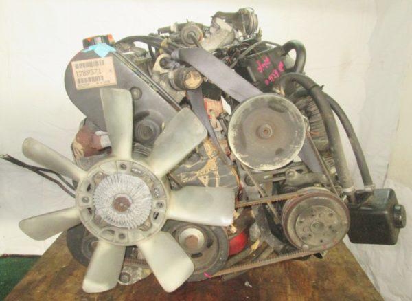 Двигатель Volvo B230FK - 1289371 AT FR коса+комп 4