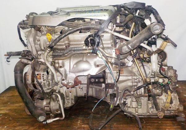 КПП Nissan VQ25-DD AT FF A33 1