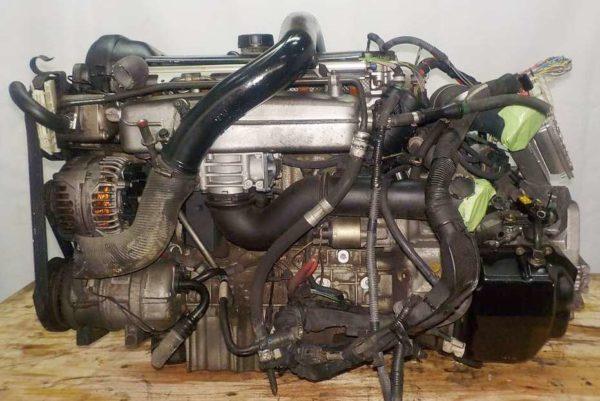 Двигатель Volvo B5244T3 - 2329617 AT FF 4WD коса+комп 1