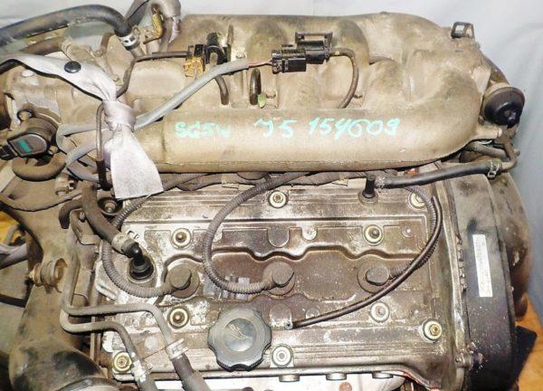 КПП Mazda J5 AT FR SG5W 2