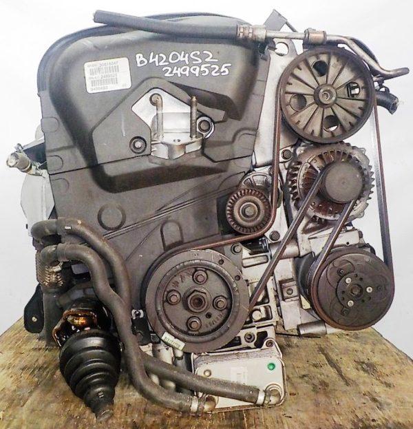 Двигатель Volvo B4204S2 - 2499525 коса+комп 4