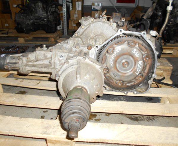 АКПП Mitsubishi 4G63-T AT W5A51 FF 4WD Airtrek (866) 1