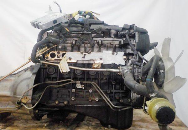 Двигатель Toyota 1G-FE - 6976934 AT 03-70LS 35000-2C400 FR BEAMS коса+комп 6