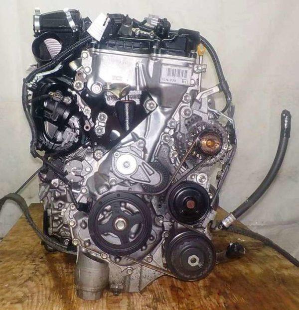 Двигатель Toyota 1NR-FE - 8127617 CVT K411-01A FF NSP120 коса+комп 3
