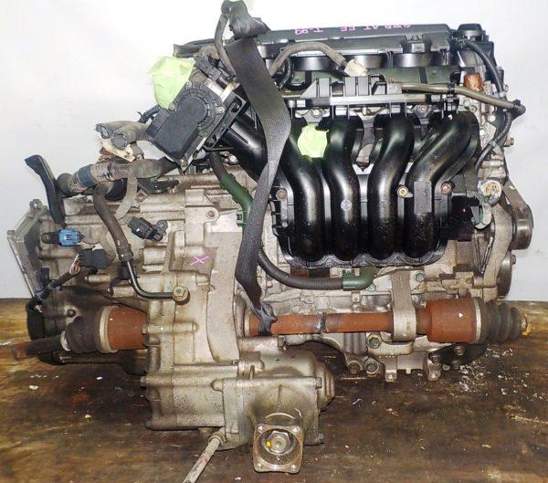 Двигатель Honda R20A - 1702187 AT MXHA FF 4WD RK коса+комп 5