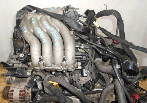 Двигатель Volkswagen APK - 770856 AT FF WVWZZZ1JZ2W540999 коса+комп 2